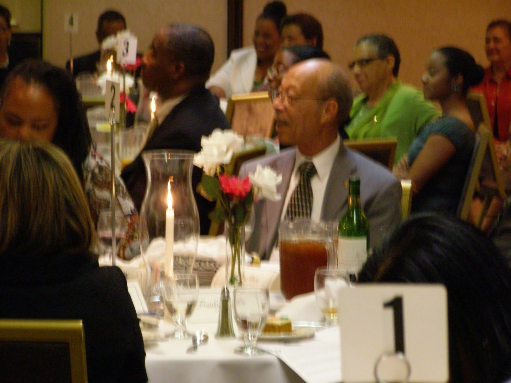 Business Month Luncheon