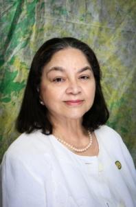 Iota Phi Lambda Sorority, Inc. - Gamma Nu Chapter President Lillian Anderson